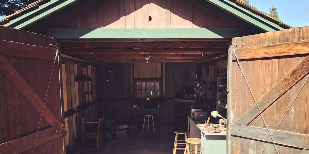 """Un recorrido por el """"Garaje de HP"""""""