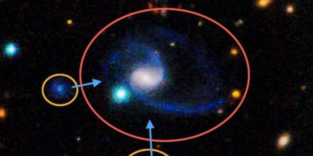Astrónomos descubren galaxias gemelas de la Vía Láctea