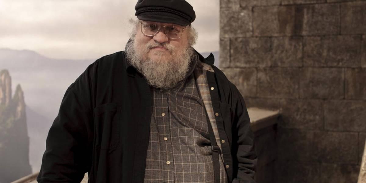 George RR Martin habla del final de Game of Thrones y los libros que faltan