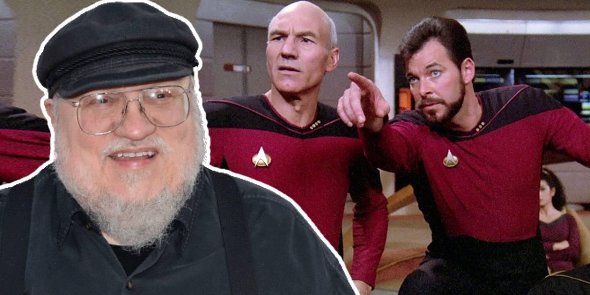 Creador de Game of Thrones fue rechazado como guionista de Star Trek