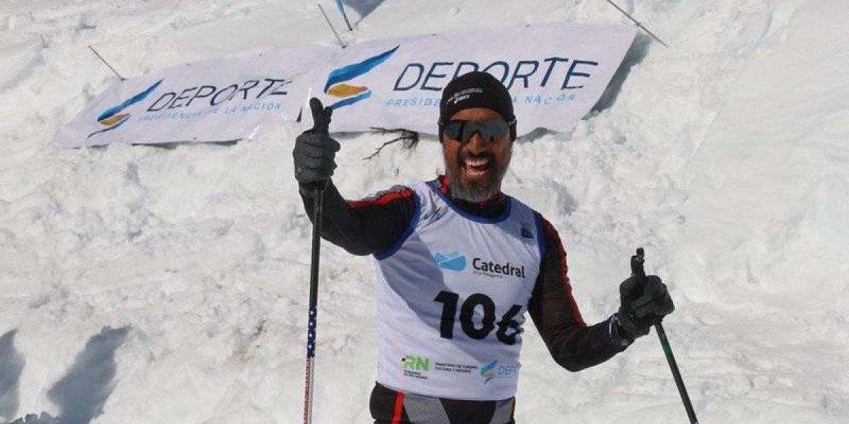 Germán Madrazo, cuarto representante de México en PyeongChang 2018