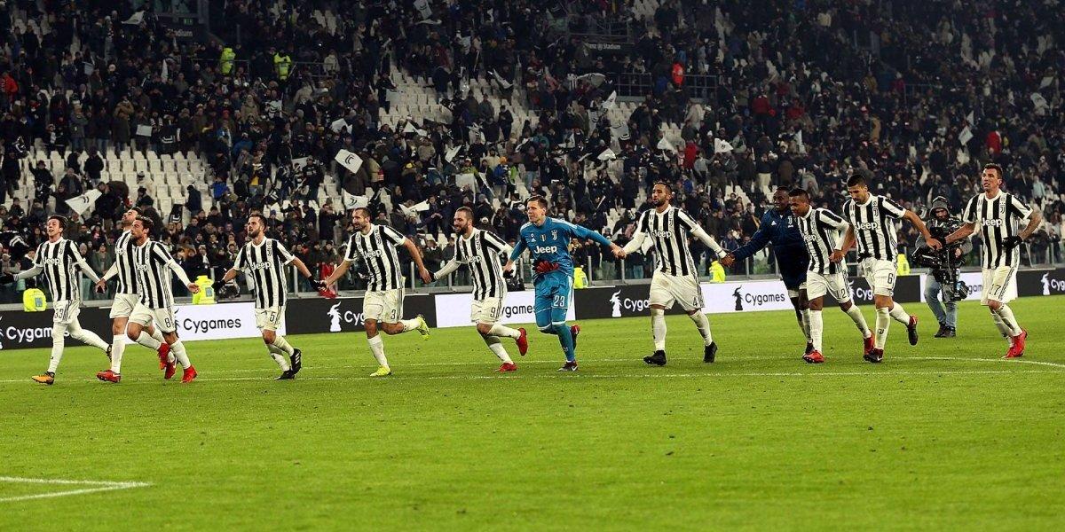 Juventus tendrá su propia serie