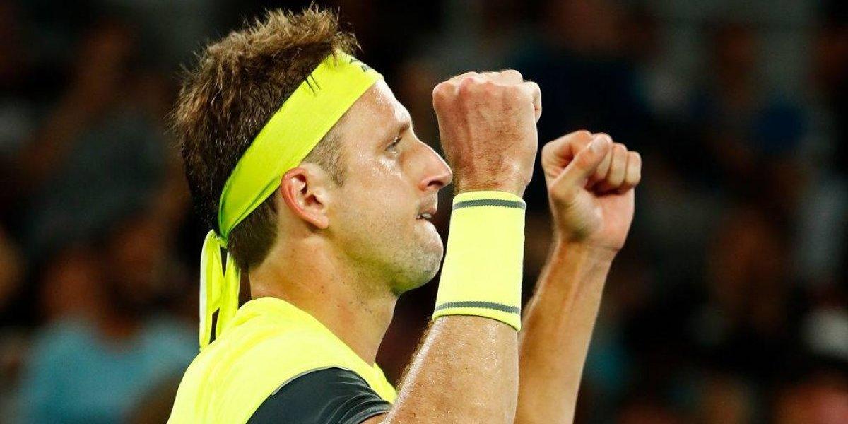 "El tenista que se llama Tennys, se cambia el nombre y es el ""mata gigantes"" del Australian Open"