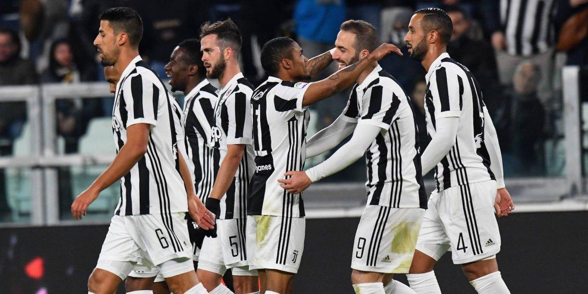 Sin Dybala en el terreno de juego, Juventus obtiene victoria