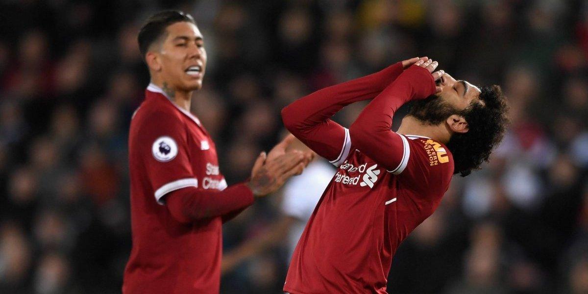 Liverpool pierde racha ganadora frente al Swansea
