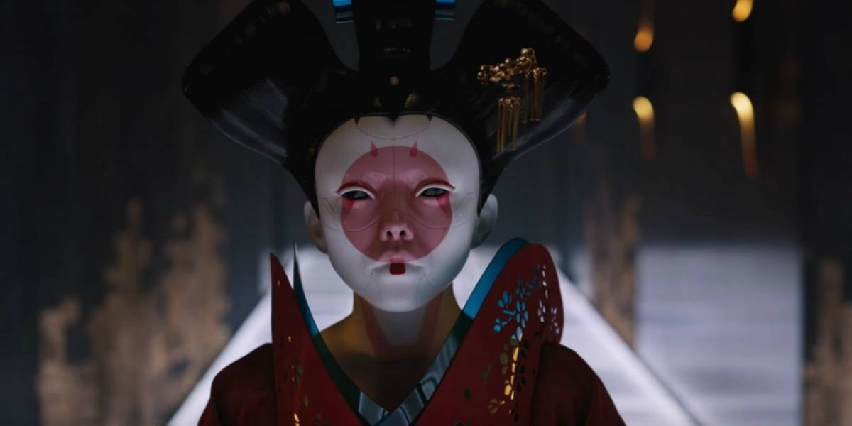 Lanzan segundo trailer de Ghost In The Shell