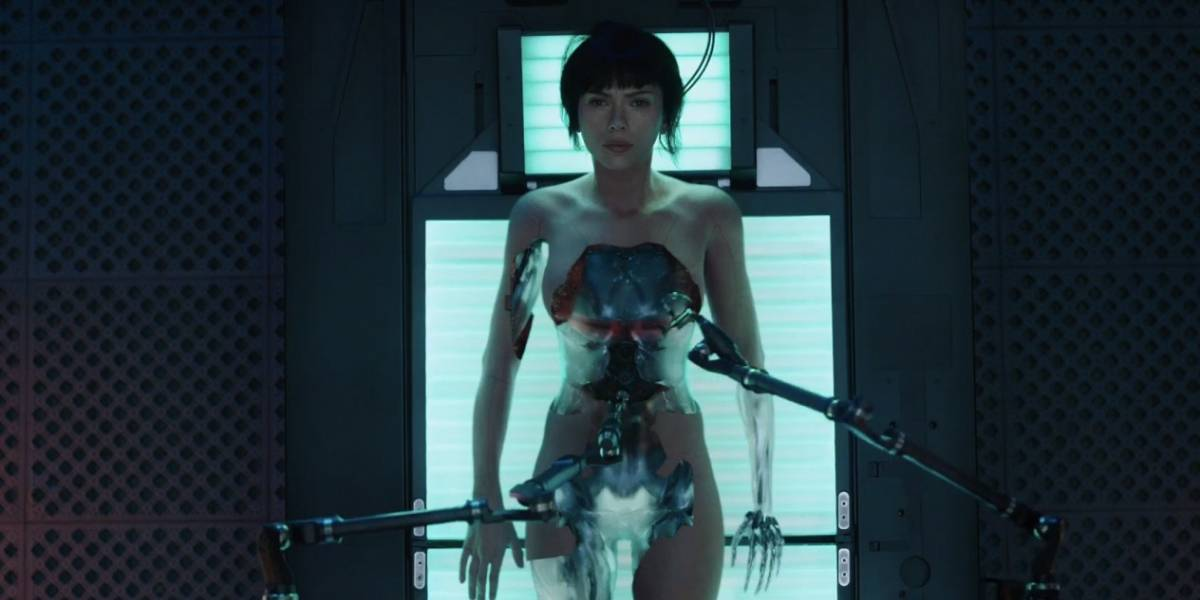 Liberan nuevo trailer de Ghost In The Shell