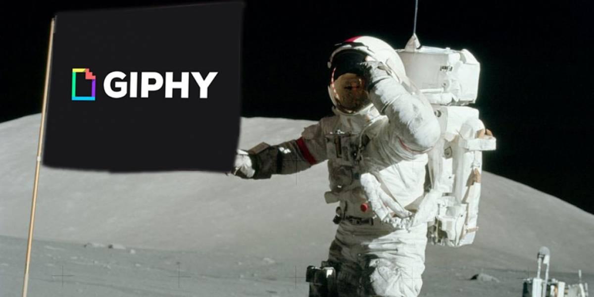 NASA lanza su página oficial de GIPHY
