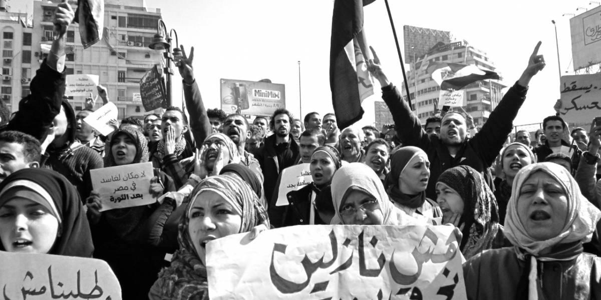 Policía egipcia busca monitorear protestas en redes sociales