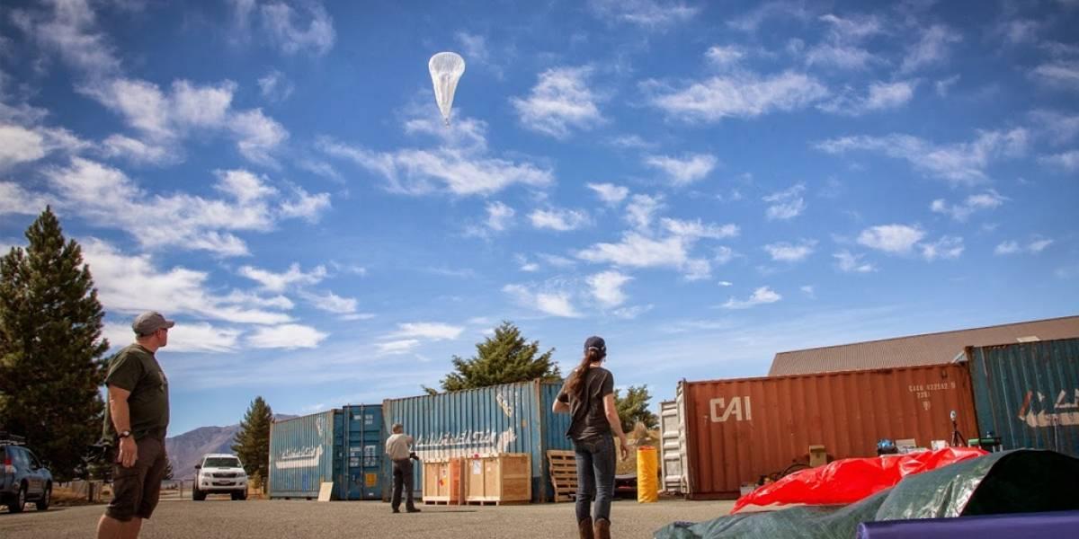 Confunden globo de Proyecto Loon con avión estrellado en Nueva Zelanda