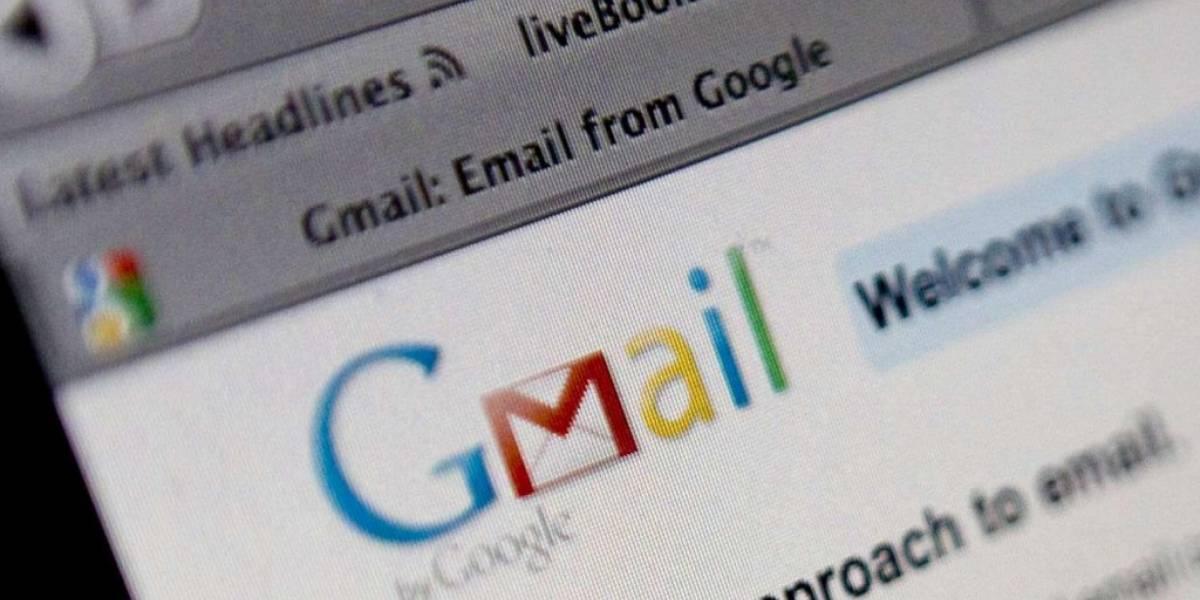 Vulnerabilidad en Gmail permitía a un hacker conseguir todas las direcciones de correo