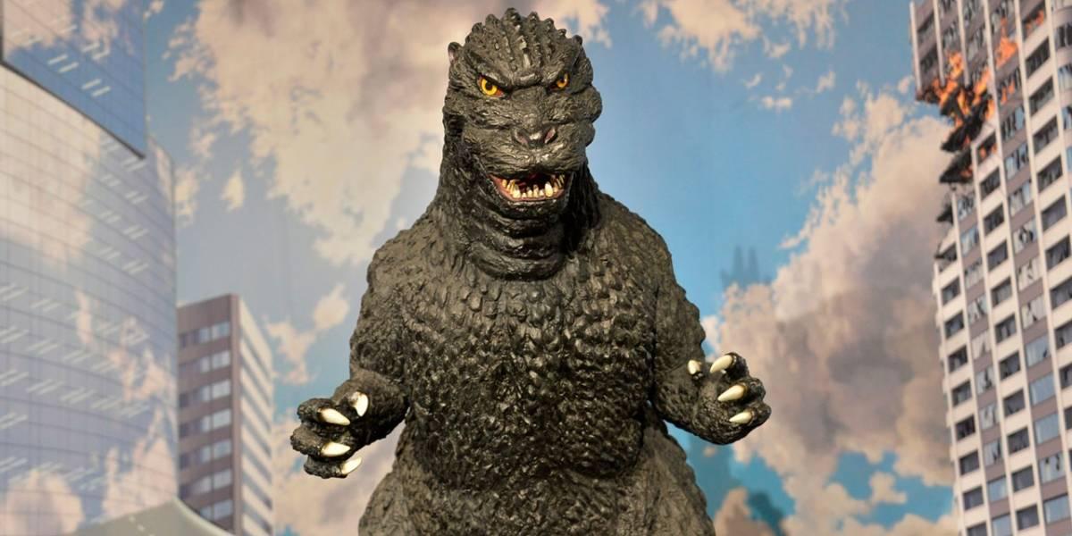 Godzilla regresará al cine en 2017 ahora en forma de anime