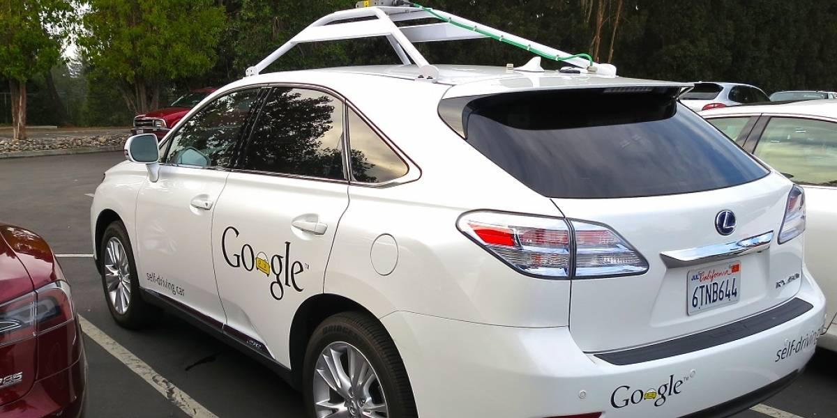 Vehículos con piloto automático de Google son más seguros que los conducidos por humanos