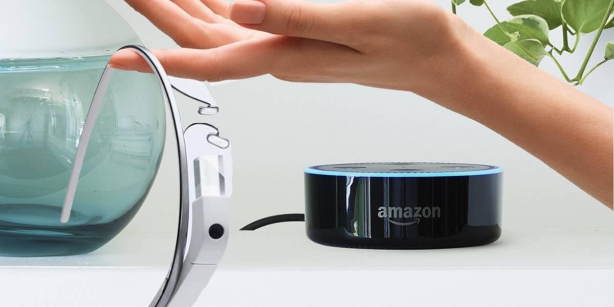 Parece que Amazon imitará a Google Glass con lentes inteligentes para Alexa