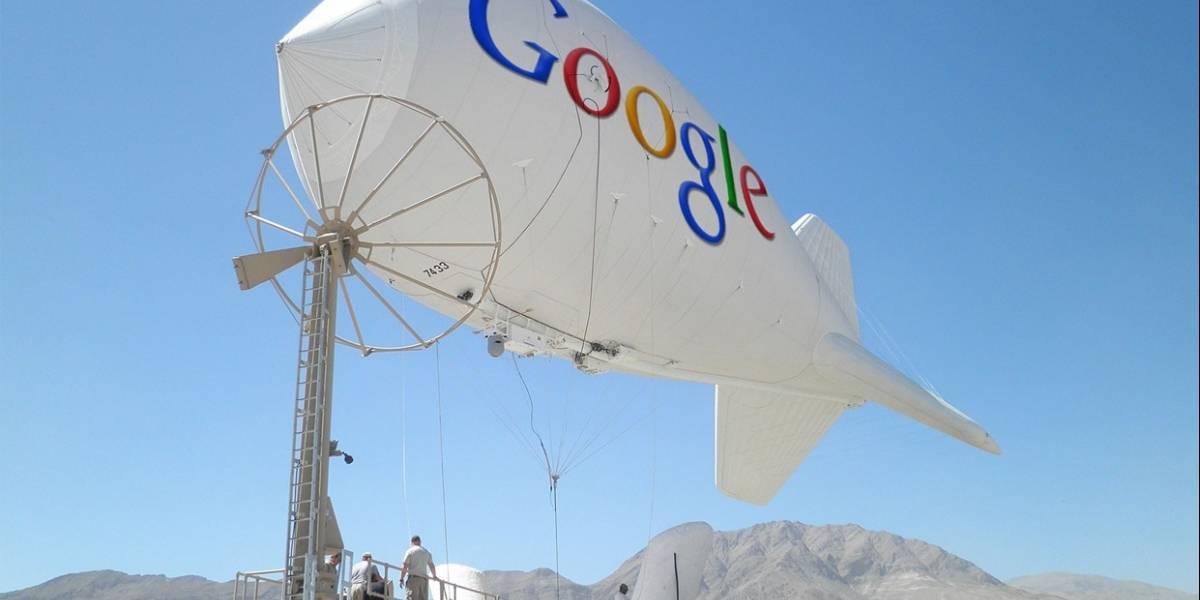 Google planea entregar Internet usando globos en África subsaharina y sudeste asiático