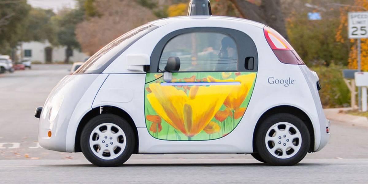 Google probará funcionamiento de coches autónomos en climas desérticos