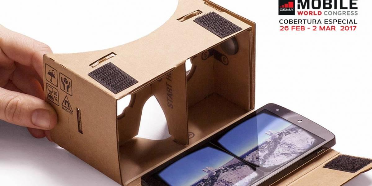Google ya distribuyó 10 millones de Cardboard #MWC17