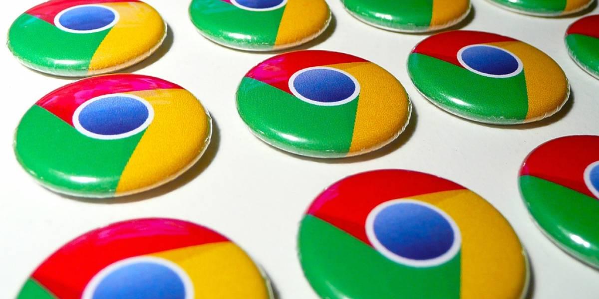 El camino a la dominación mundial de Chrome, en un GIF