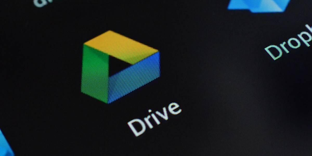 Google Drive presentó problemas para algunos usuarios
