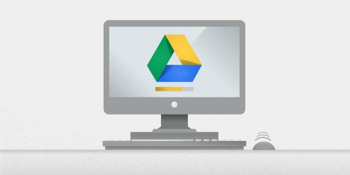 Google Drive para Windows y OS X ya soporta sincronización selectiva