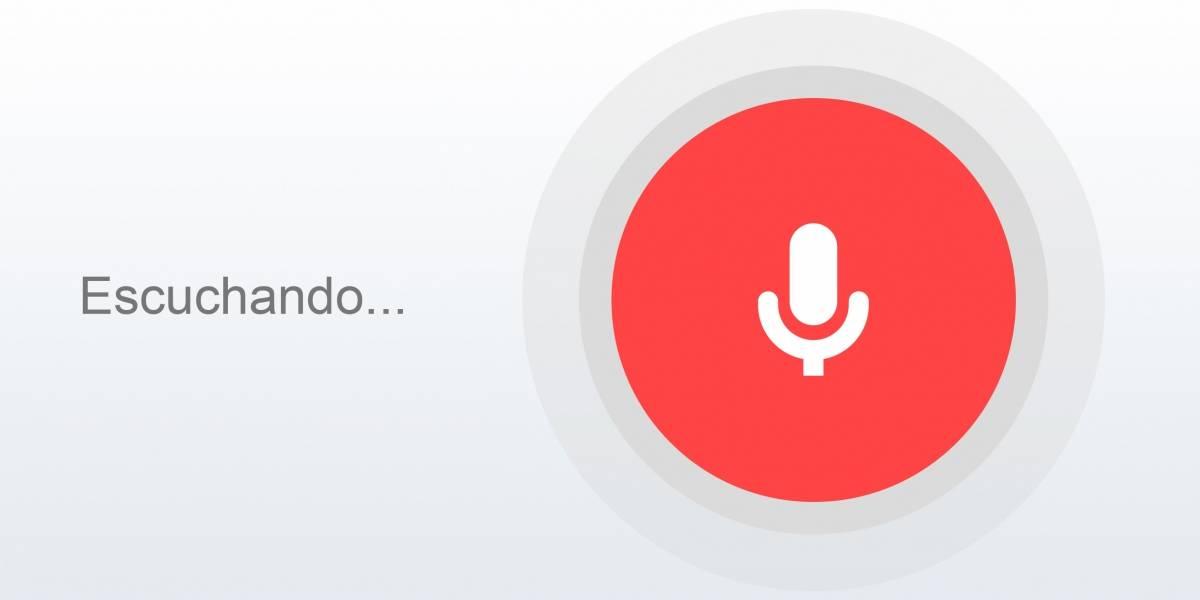 """""""OK Google"""" finalmente llega a todas las versiones de Chrome"""