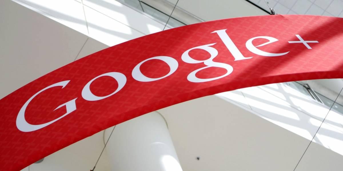 No hay ni una sesión sobre Google+ en Google I/O