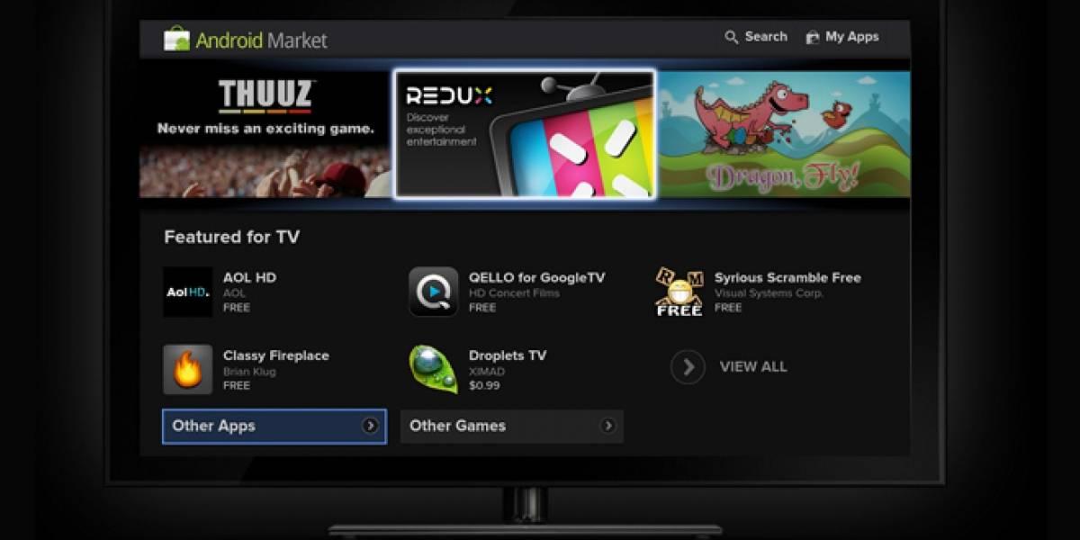 Google TV 2.0 hace su estreno