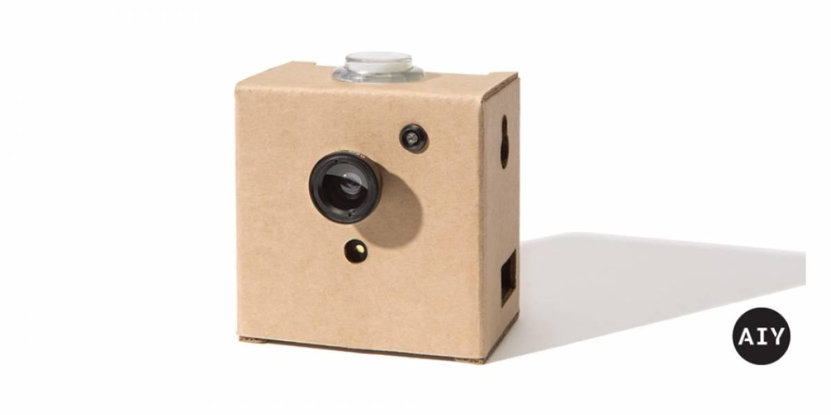 Google lanza un kit de cámara con inteligencia artificial para la Raspberry Pi