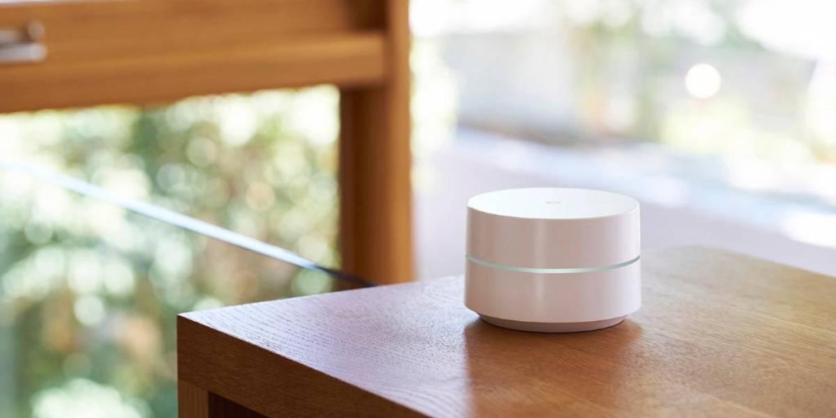 Google WiFi es el router inteligente de Google