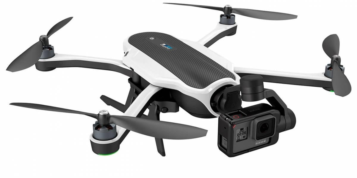 Finalmente llega GoPro Karma, el esperado dron plegable y portátil