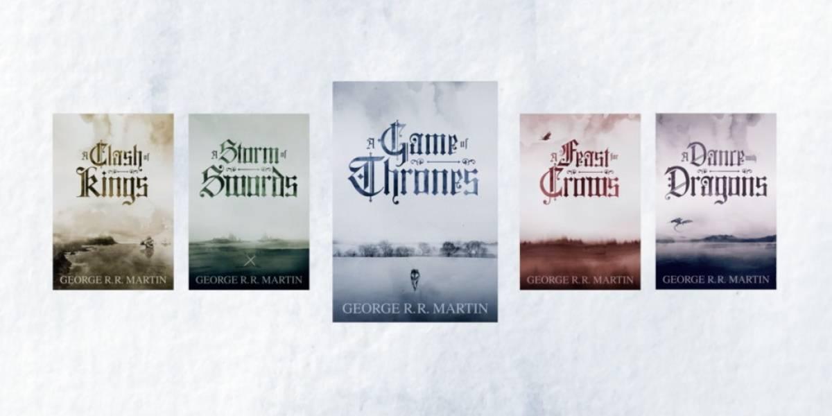 Apple y George R.R. Martin lanzan nueva versión digital de A Game of Thrones