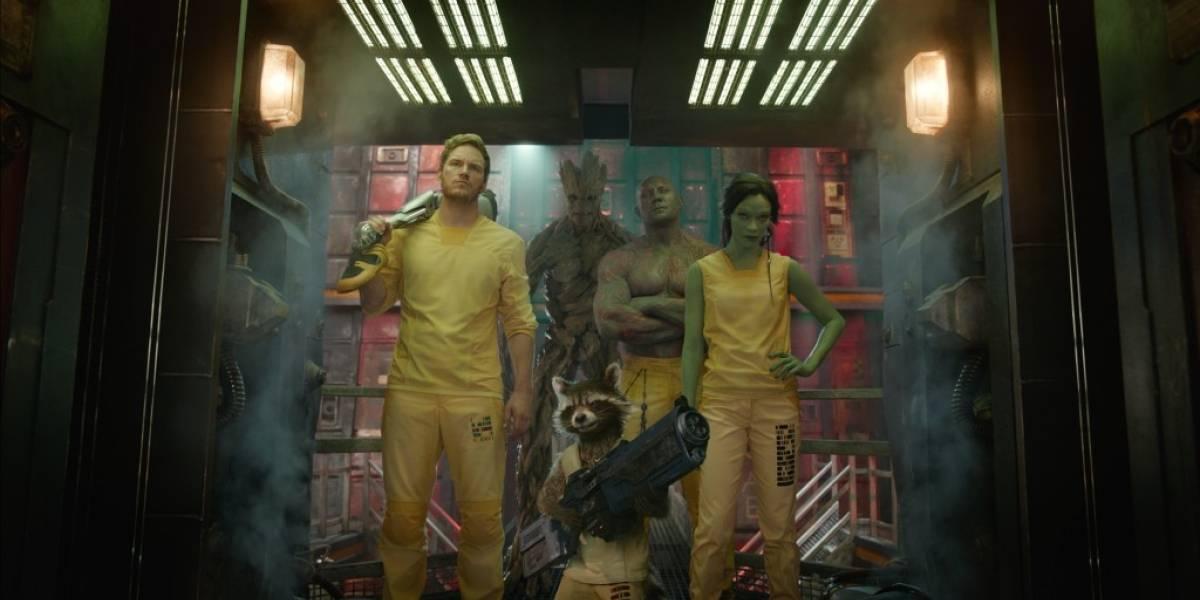 Guardians of the Galaxy estrena su segundo tráiler