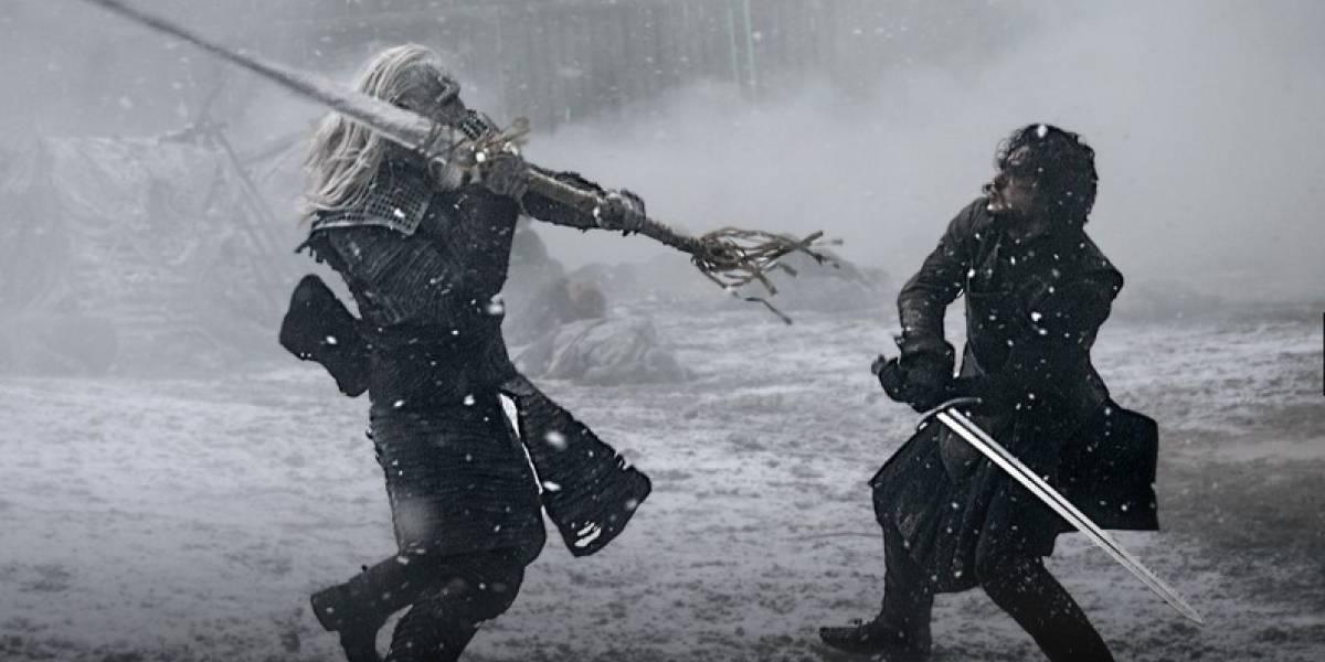Así se crearon los efectos especiales de Game of Thrones