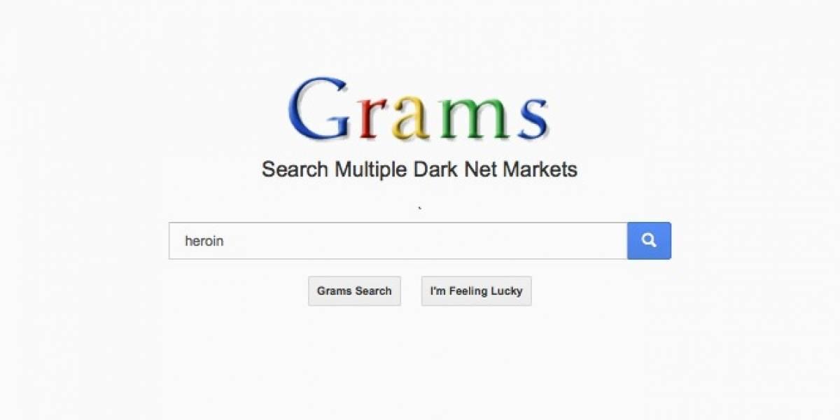 Grams: el buscador estilo Google para la Deep Web
