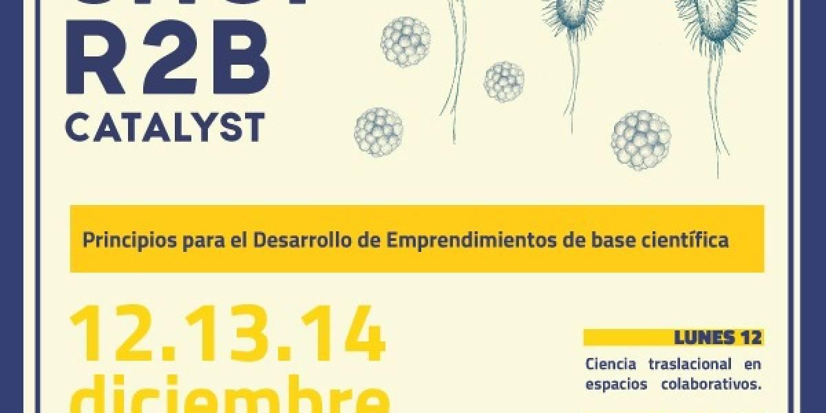Realizan workshop gratuito para desarrollar emprendimientos científicos