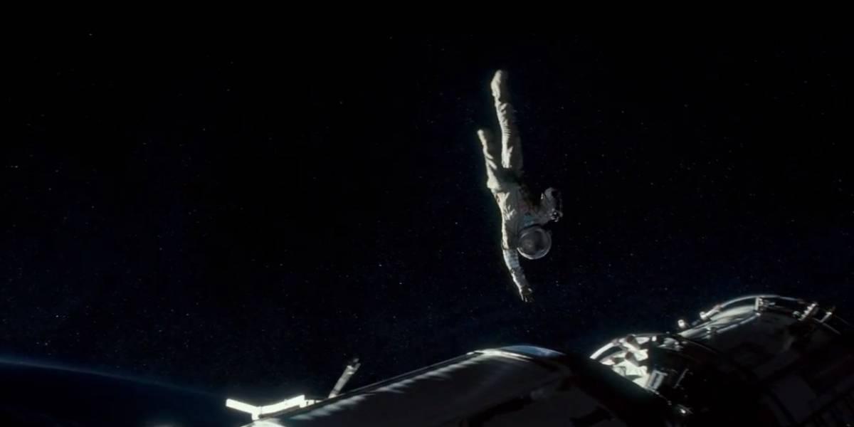 Primer teaser de Gravity de Alfonso Cuarón nos revela el peor temor de un astronauta