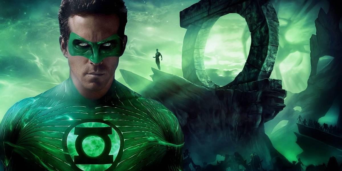 DC avanza es su reboot cinematográfico de Green Lantern
