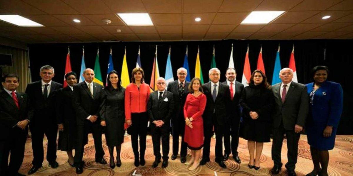 Grupo Lima se reunirá mañana en Chile para analizar situación de Venezuela