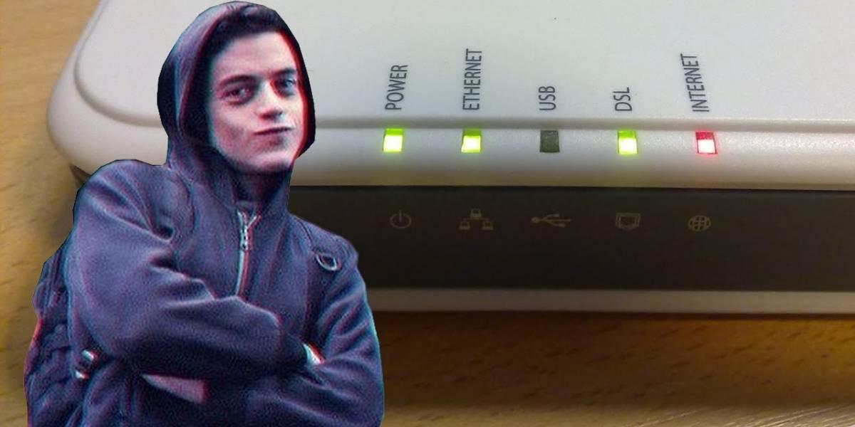 Hackers pueden usar los LEDs de tu módem para robar información