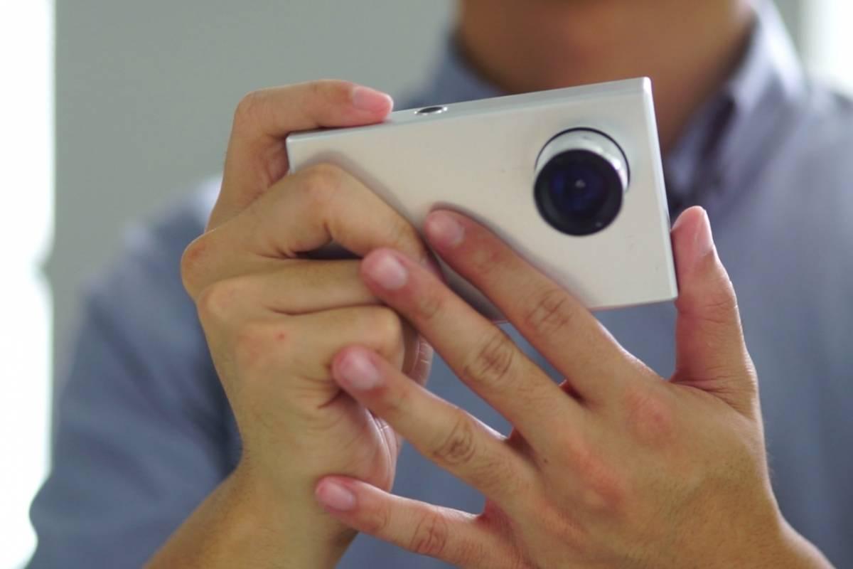 Esta cámara de bolsillo te permite tomar mejores imágenes del espacio