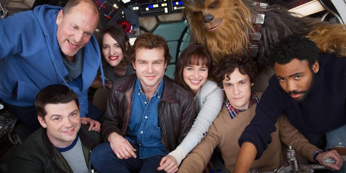 Lucasfilm entrega detalles sobre la película en solitario de Han Solo