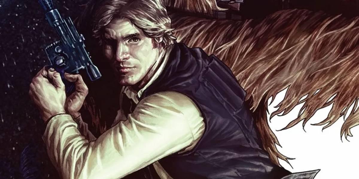 Marvel lanza un cómic dedicado a Han Solo