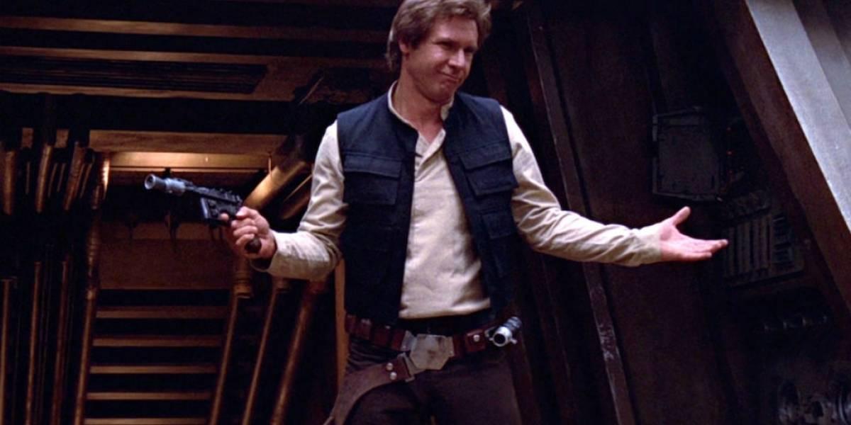 Han Solo nunca se llamó Han Solo