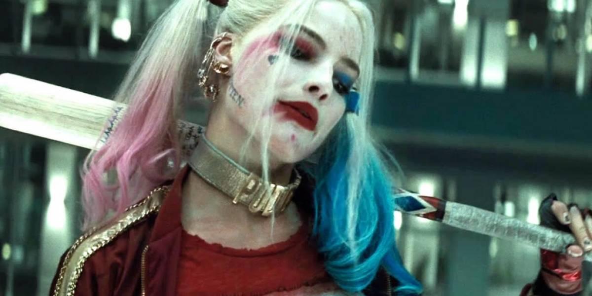 Margot Robbie nos dice por qué se eliminaron escenas con el Joker