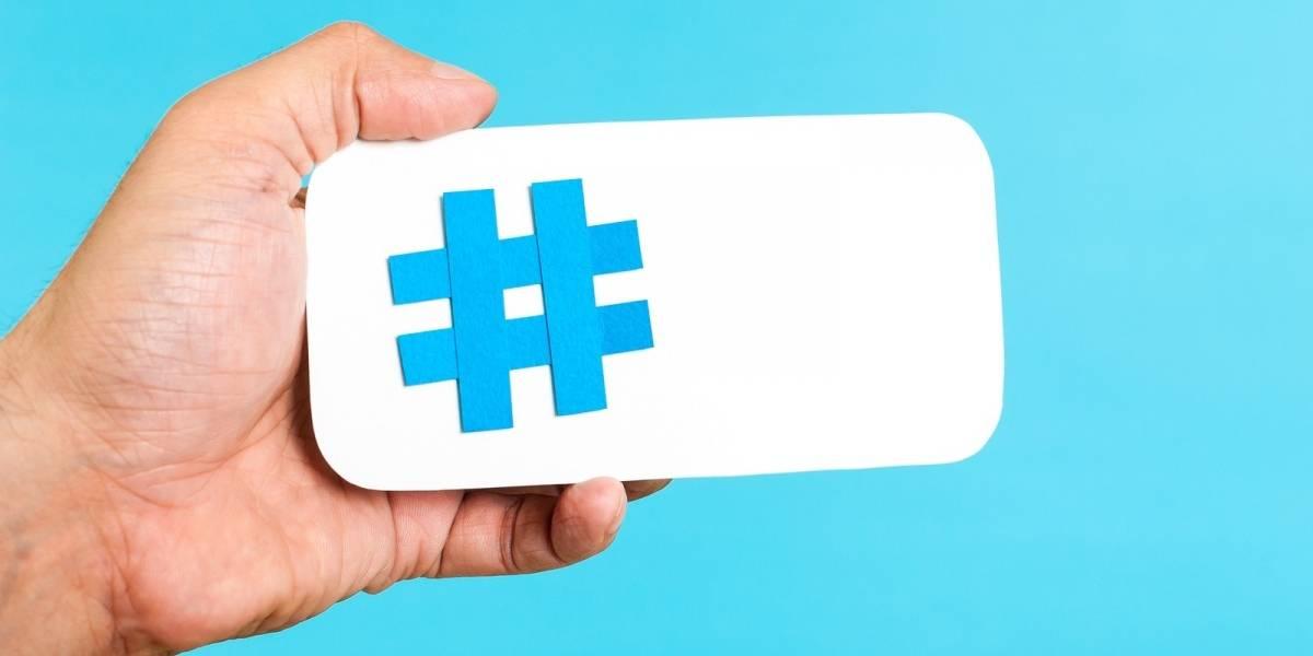 El hashtag de Twitter cumple 10 años