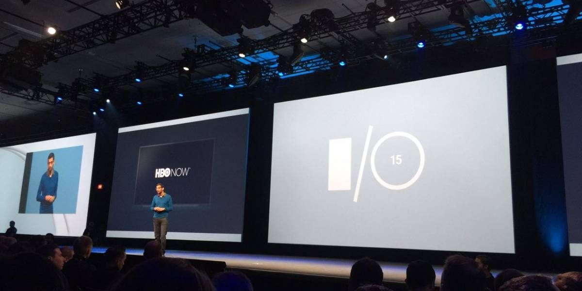 HBO Now llegará a Android, terminando la exclusiva con Apple #io15