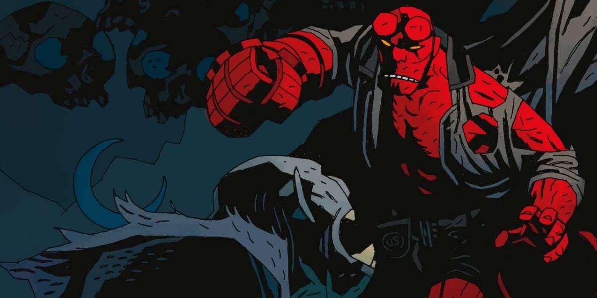 Hellboy vuelve a la pantalla grande, pero no como esperábamos