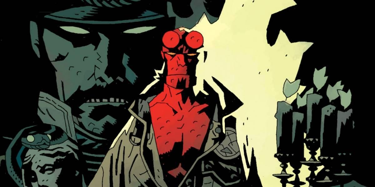 Revelan primera sinopsis de Hellboy
