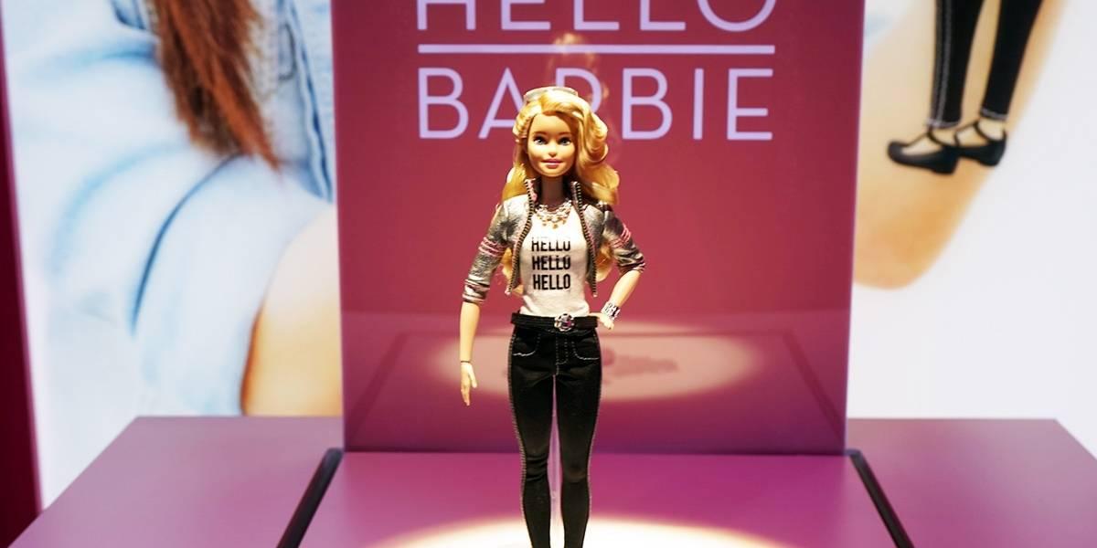Mattel lanzará una Barbie conectada a Internet