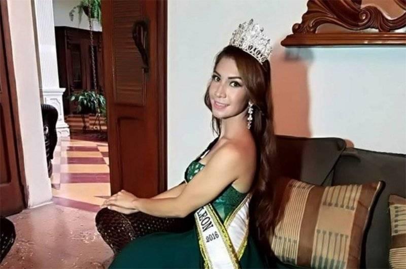 Twitter Reina de belleza de Nicaragua